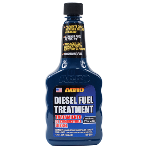 ABRO Diesel Fuel Treatment DT-508 (MAC00175)