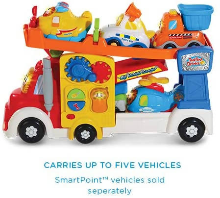 VTech Toot-Toot Drivers Big Vehicle Carrier - 80-521103