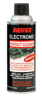 ABRO Electronic Contact Cleaner EC-533 (MCECA001)