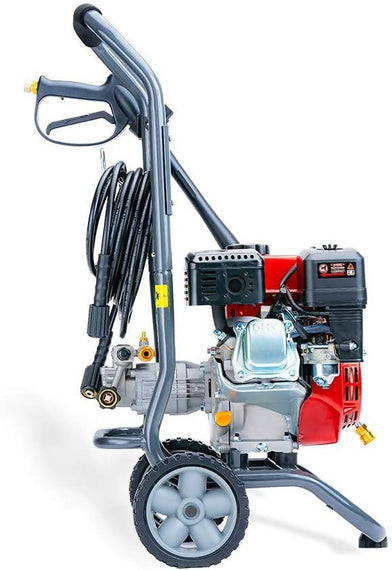 Ai Power Pressure Washer 2700 psi It is simple to use & perfect for cleaning driveways, sidewalks, gutters, stucco, roofing, walls, patios, Cars, RVs & other area around your house - 80947