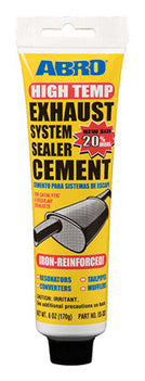 Withstands Temperatures Up to 2000°F (1093°C)  • Repairs Minor Holes and Cracks in     Exhaust System Components
