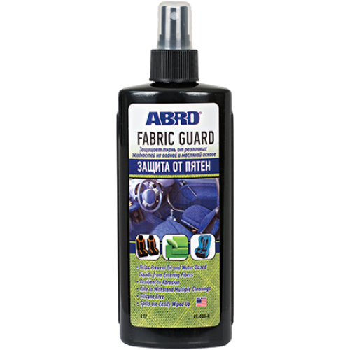 Helps Prevent Oil and Water Based Liquids from Entering Fibers Resilient to Abrasion Able to withstand Multiple Cleanings