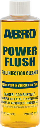 ABRO Power Flush Fuel Injection Cleaner FP-111 (MABR0045)