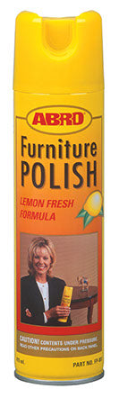 Cleans and Moisturizes With a Special Blend of Lemon Oil and Waxes, Convenient Applicator Cap  415ml