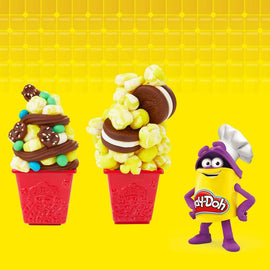 Play-Doh Kitchen Creations Popcorn Party Set - PN00035956