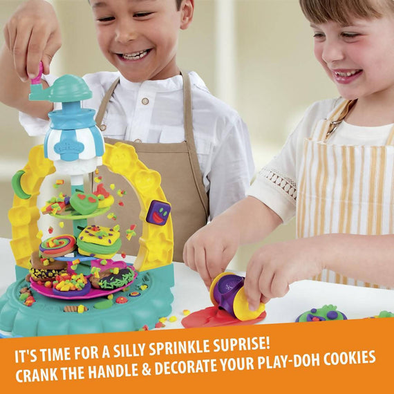 Play-Doh Kitchen Creations Sprinkle Cookie Surprise Set - PN00031132