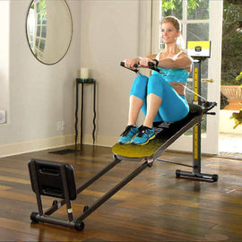 Total Gym Xtreme Versatile Indoor Home Workout Total Body Strength Training Fitness Equipment -853358