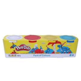 Play-Doh 4-Pack of 4-Ounce Cans Classic Colors - PN00027228
