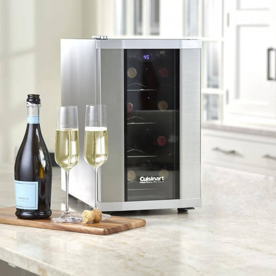 Cuisinart 8 Bottle Private Reserve Wine Cellar - CU-CWC-800