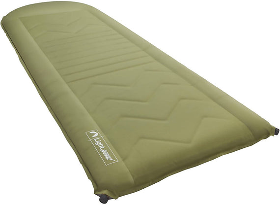 Lightspeed Outdoor Sleep Pad with Side Rails& Pillow - 27461