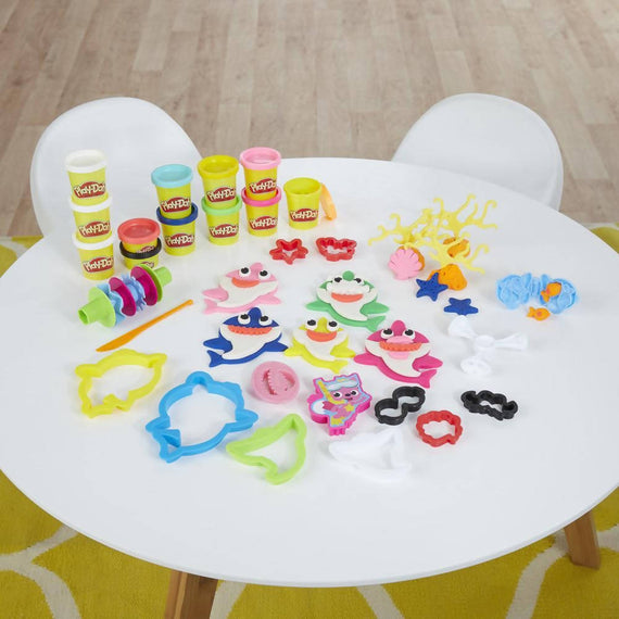 Play-Doh Pinkfong Baby Shark Set - 630509865314
