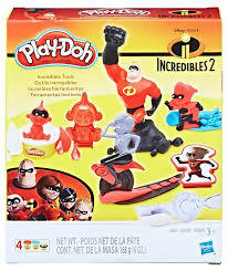 Play-Doh Incredible Tools Set - PN00023785