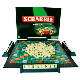 Original Scrabble Board Game Family Kids Adults Educational Toys Puzzle Game - MKJ030580