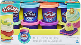Play-Doh Plus Variety 8 Pack - 630509346257