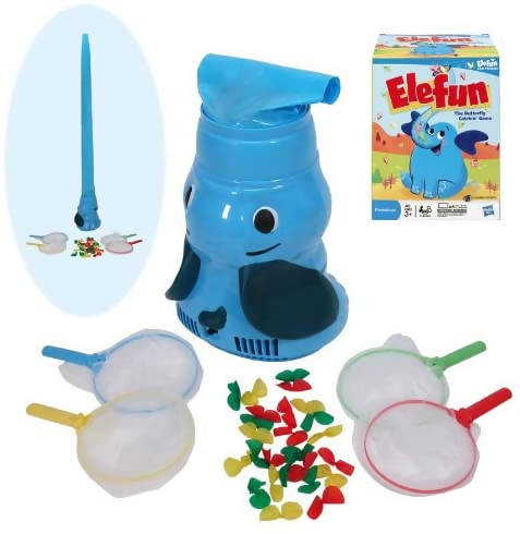 Elefun and Friends The Butterfly Catchin Game - PN69218901