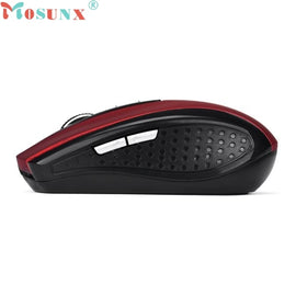 Mosunx Mouse 2.4GHz Wireless Gaming Mouse USB Receiver Pro Gamer For PC Laptop Desktop 0106
