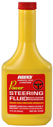 ABRO Premium Power Steering Fluid PS-640 (MABRO044)
