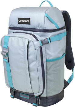 CleverMade Backpack Cooler 24 Cans-400339