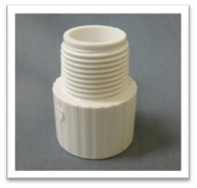 PVC Male Adaptor SCH 40