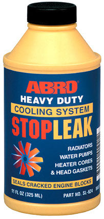Helps Stop Minor Leaks in Main Bearing Sales, Pan,     and Valve Cover Gaskets  • Helps Prevent Costly Repairs