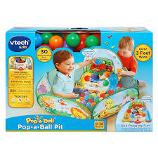V-Tech Pop-a-Ball Pit - 80-506203