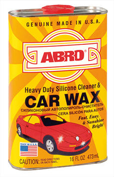 ABRO Silicone Cleaner & Car Wax SW-300 (MMUSA383)