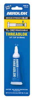 ABRO Abrolok Removable Threadlock TL-342 (MABR0016))