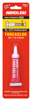 ABRO Abrolok Permanent Threadlock TL-371 (MABRO015)