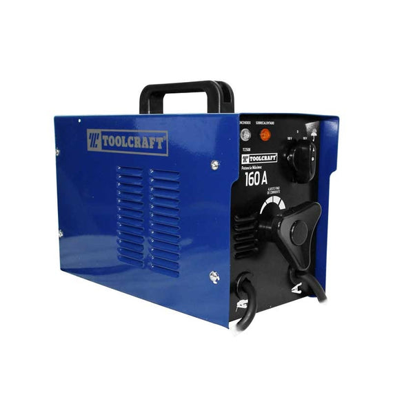 Toolcraft 160A Portable AC Welder - TC3508