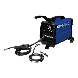 TOOLCRAFT 130AMP MICRO-WIRE (MIG) WELDER - TC4483