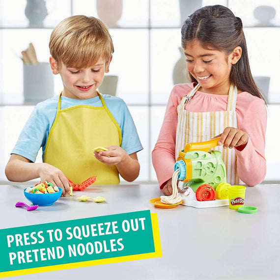 Play-Doh Kitchen Creations Noodle Makin' Mania Set - PN00008176