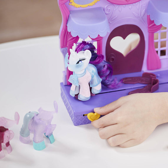 My Little Pony Friendship is Magic Rarity Fashion Runway Play Set - PN00004989