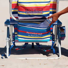 Tommy Bahama 2020 Backpack Cooler Chair with Storage Pouch and Towel Bar / 398834-080958388337