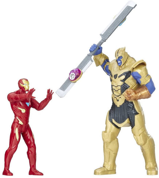 Marvel Avengers Infinity War Iron Man vs. Thanos Battle Set - PN00023418