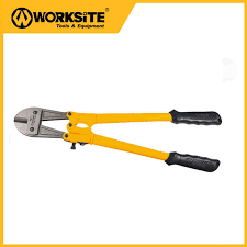 Worksite Heavy Duty Bolt Cutters, Comfortable Handles, Rust-Resistant Finish 18