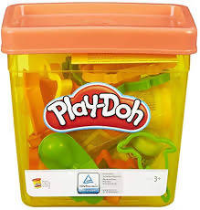 Play-Doh Fun Tub 20 Pcs - PN7504630000