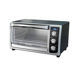 Black And Decker Convection Oven Stainless Steel - 05087580558