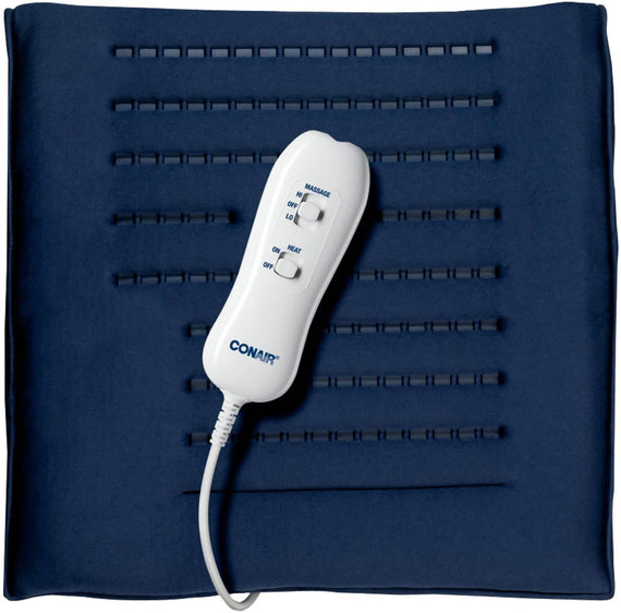 Conair Heating Pad Massaging-23180
