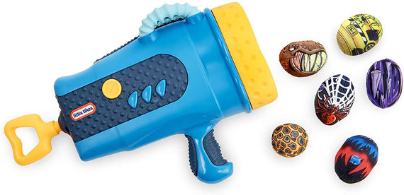 Little Tikes Dual Blaster Little Tikes My first mighty blasters combine imaginative play with cool, safe blasters that are easy for preschoolers to use -651267
