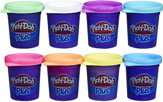 Play-Doh Plus Kitchen Creations 8 Pack - PN00028006