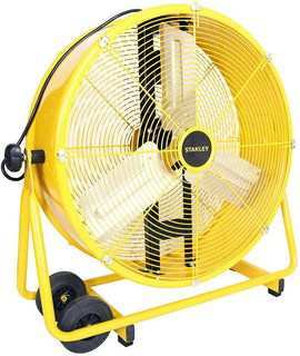 Stanley Direct Craddle Drum Fan- Tiltable 24