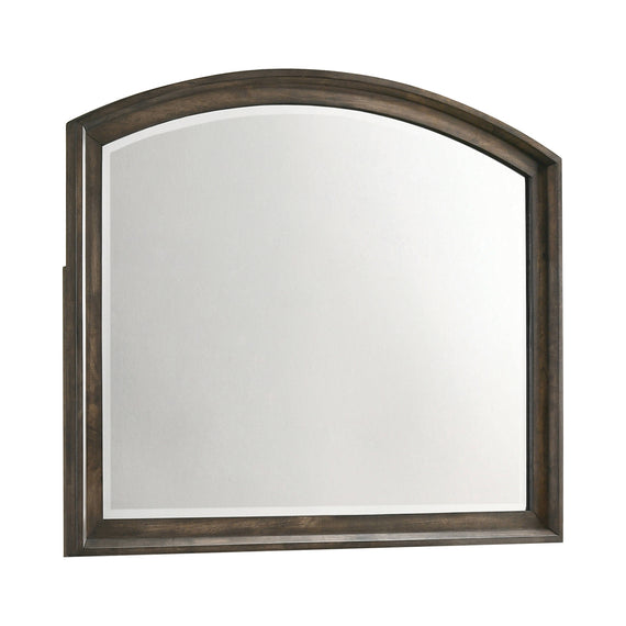 Preston Mirror Rustic Chestnut - 205444