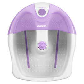 Conair Foot Spa/ Pedicure Spa with Vibration & Heat - Treat your feet to a massage and spa experience at home - C-FB3