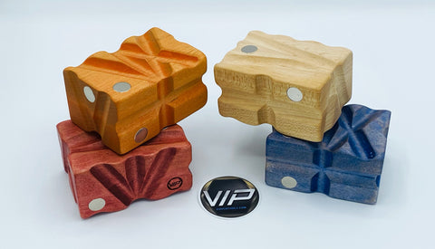 VIP Support Block - Hardwood
