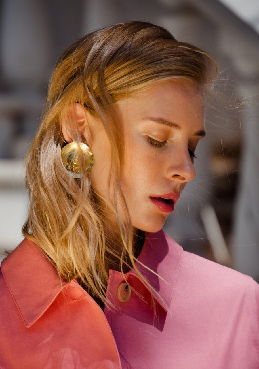 DISCI EARRINGS