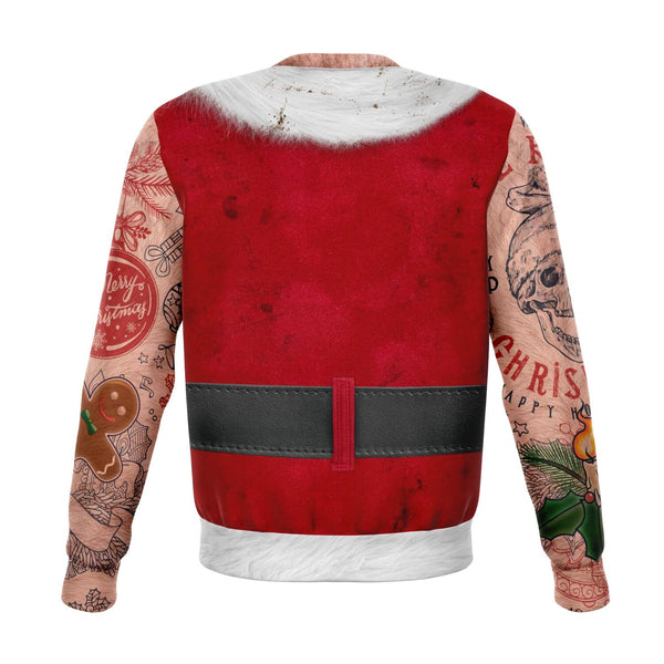 Bad Santa #2 - Athletic Sweatshirt