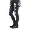 Hollow Skeleton Leggings