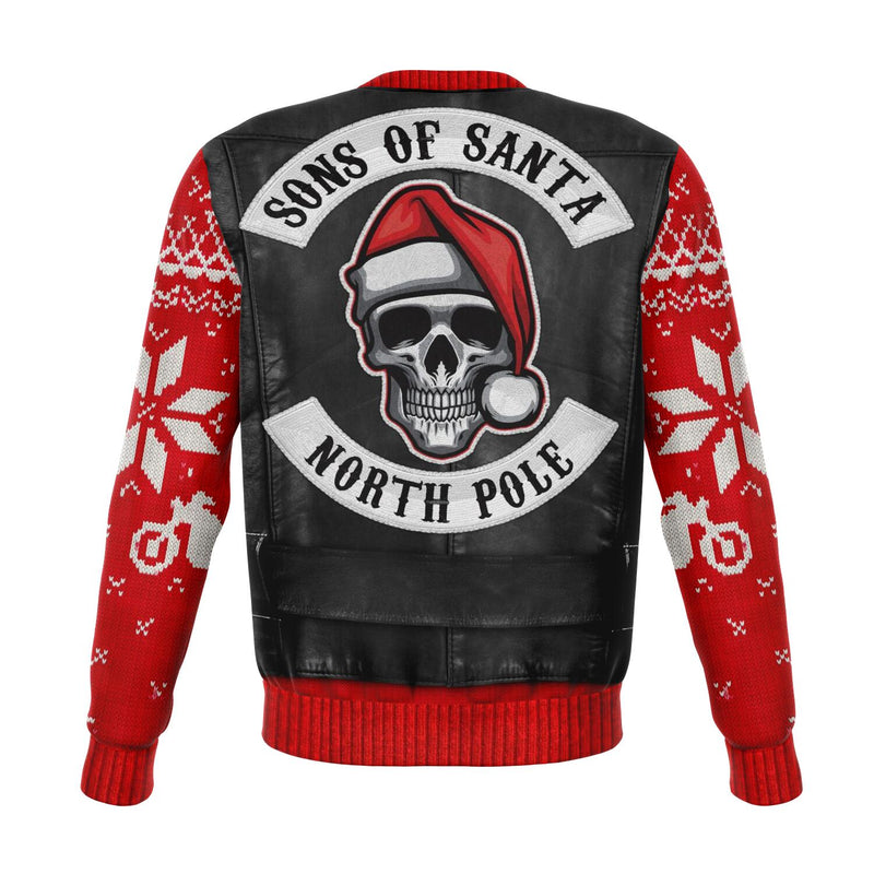 Sons of Santa - Athletic Sweatshirt
