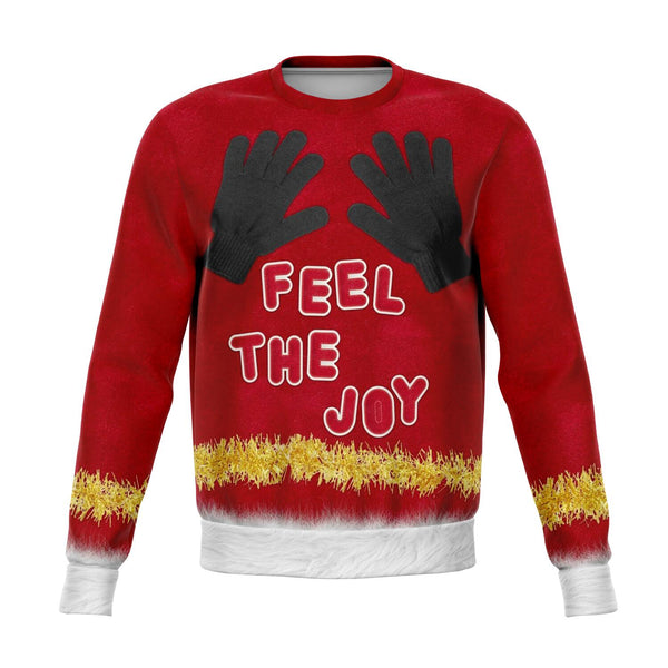 Feel The Joy - Athletic Sweatshirt