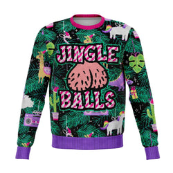 Jingle Balls - Athletic Sweatshirt